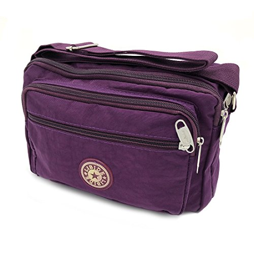 Purple Bag Handbags Waffen Fashion Bags and women bag for Crossbody zq7wdTq