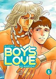 Boy's Love em quadrinhos - volu