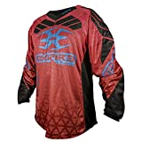 Empire Prevail Paintball Jersey F6 - Red - XL