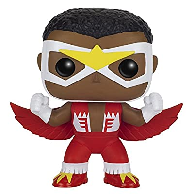 Funko POP Marvel: Falcon (Classic) Vinyl Figure