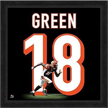 c3b9fdd70 Amazon.com  Cincinnati Bengals A.J. Green Players Jersey Uniframe ...