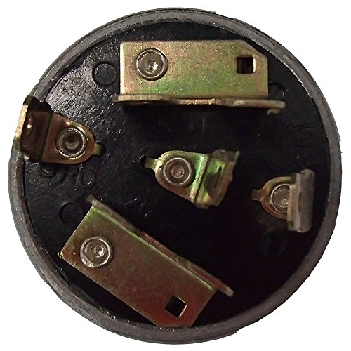 AR58126 New Ignition Starter Switch w/ Keys For John Deere 820 830 1020 1120 +