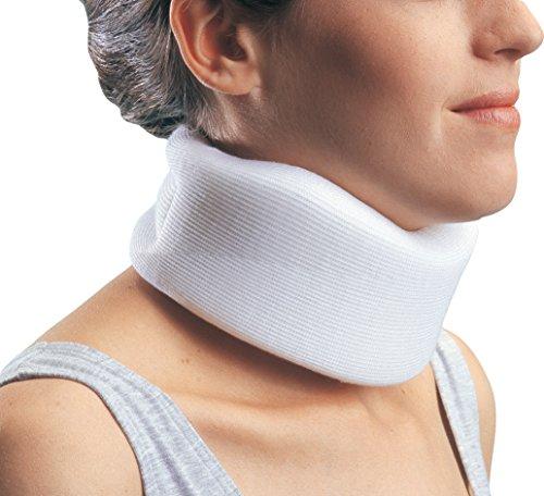 ProCare Low Contour Cervical Collar Neck Support Brace: Medium Density, Small