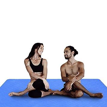 Estera de yoga Deportes al Aire Libre Doble Espesar ...