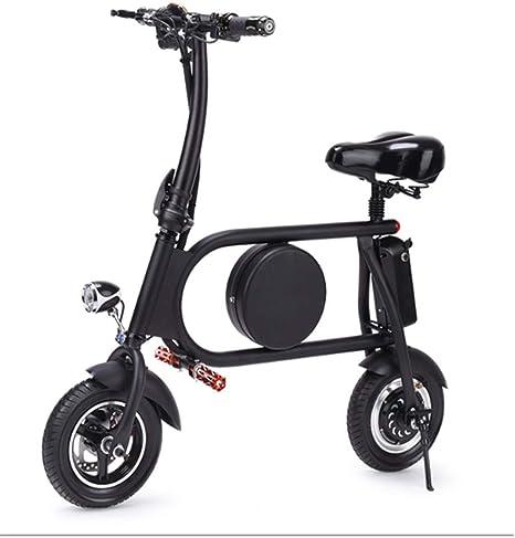 Bicicleta Urbana, Scooter Eléctrico, 36 V con Batería Litio 8Ah ...