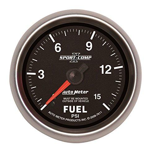 - Auto Meter 7611 Sport-Comp II 2-5/8