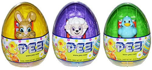 pez-mini-dispensers-easter-eggs-with-2-individually-wrapped-pez-rolls-pack-of-3