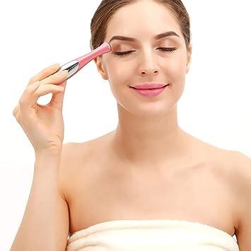Amazon.com: Masajeador de ojos antiarrugas, mini helado ...