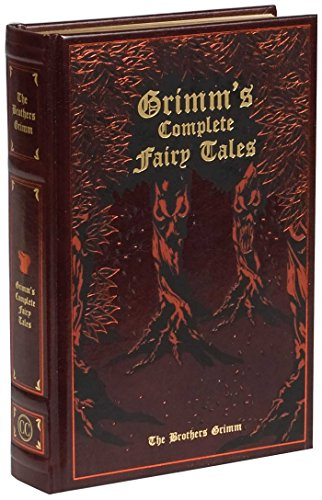 Brothers Leather - Grimm's Complete Fairy Tales