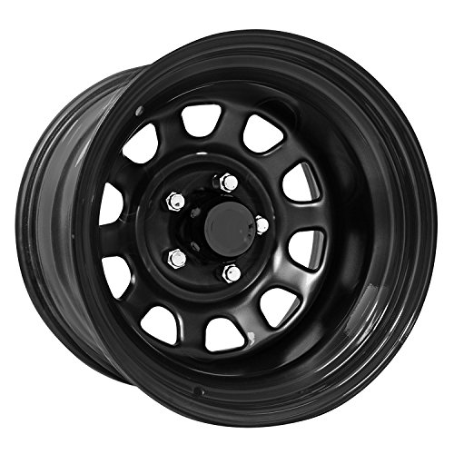 x8 Wheel with 6 on 5.5 Bolt Pattern - Gloss Black - TM5-5883 (6 Wheel Pattern)