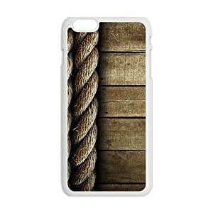 Creative Wood And Rope Cell Phone Case For Iphone 6 Plaus by runtopwellby Maris's Diary