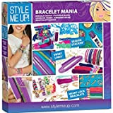 Style me up! - 215 - Kit De Loisirs Créatifs - Bracelets Mania