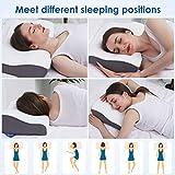 Memory Foam Cervical Pillow for Neck Shoulder Pain