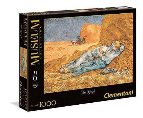 Clementoni Van Gogh The Siesta Puzzle (1000-Piece)
