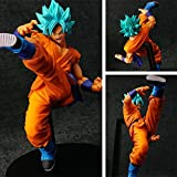 Dragon Ball Z FES Super Saiyan Son Goku God SSGSS Blue Hair Ver Figure No Box