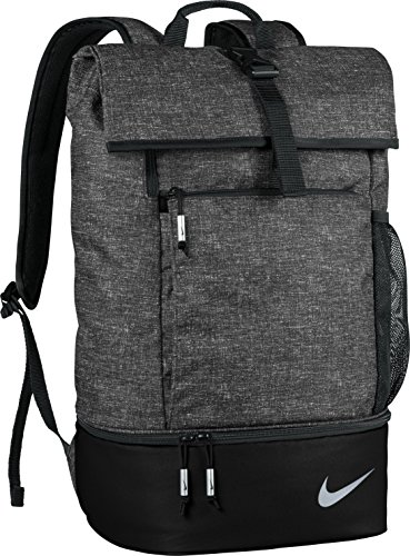 Amazon.com  Nike Sport III Golf Backpack (Black Heather)  Sports   Outdoors cbfc9ce66199b