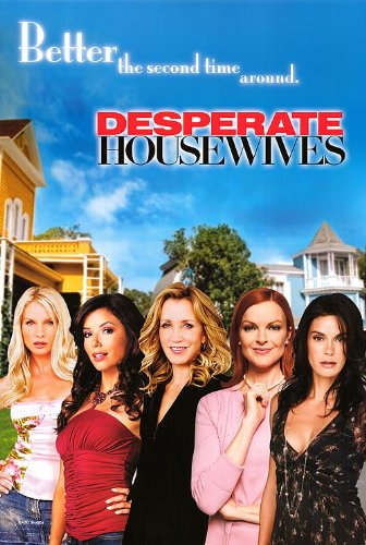 Desperate Housewives - Authentic Original Movie Poster