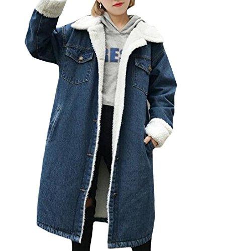 Junior Fashion Denim Jacket - 4