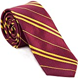 Striped Cosplay Tie Costume Accessory Necktie