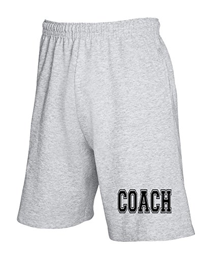 Tuta Coach Sport T shirtshock Pantaloncini T1080 Grigio vXRBA