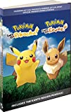 img - for Pok mon: Let's Go, Pikachu! & Pok mon: Let's Go, Eevee!: Official Trainer's Guide & Pok dex book / textbook / text book