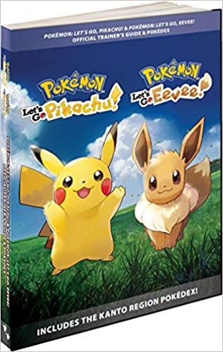 Pokémon Lets Go, Pikachu! & Pokémon Lets Go, Eevee!: Official Trainers Guide & Pokédex - Official European English Version: Amazon.es: Pokemon Company International: Libros en idiomas extranjeros