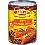 Old El Paso Enchilada Sauce, Medium Red, 10 oz, 12 Pack