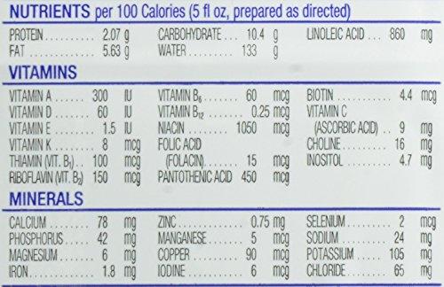 Similac Organic Infant Formula with Iron, USDA Certified Organic, Baby Formula, Powder, 1.45 lb