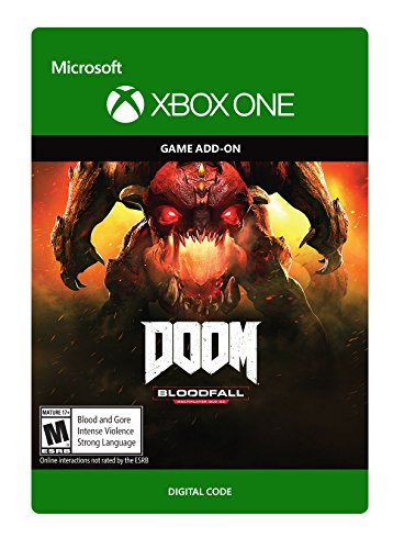 Doom: Bloodfall - Xbox One Digital Code by Bethesda