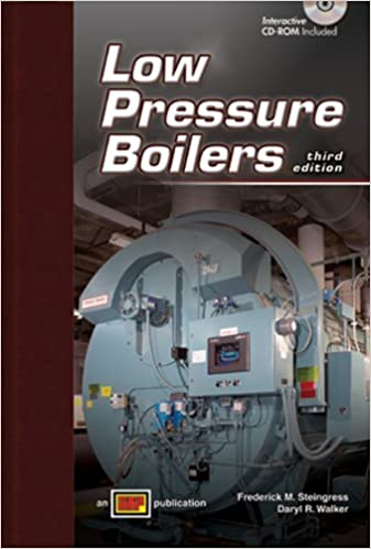 Low Pressure Boilers - 3rd Edition with CD-ROM: Frederick M ...