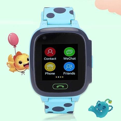 Kafuty Reloj Inteligente 4G WiFi Chat GPS Posicionamiento ...