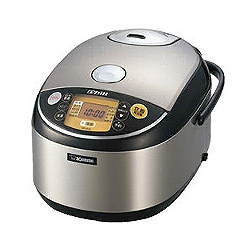 Zojirushi commercial pressure IH rice cooker 1 bushel NP-IG18 (XA)
