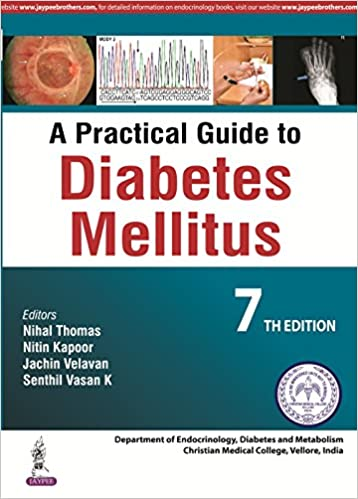 A Practical Guide To Diabetes Mellitus Amazonde Nihal Md