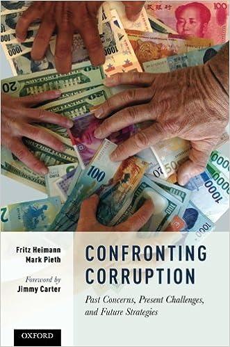 Confronting Corruption: Past Concerns, Present Challenges, And Future Strategies PDF Descarga gratuita
