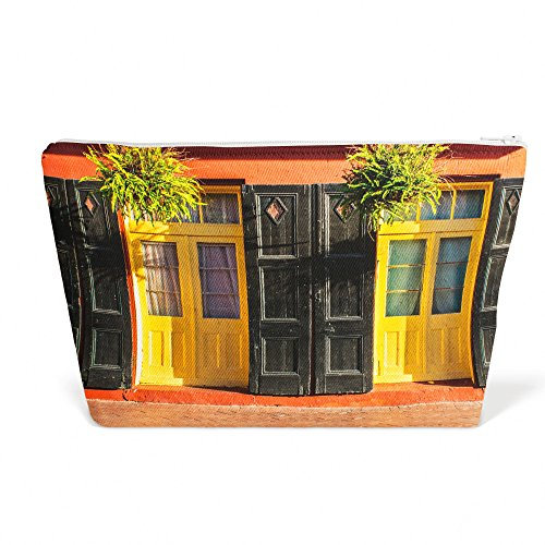 Westlake Art - Doors French - Pen Pencil Marker Accessory Case - Picture Photography Office School Pouch Holder Storage Organizer - 125x85 inch (BB756) (Armstrong Vase)