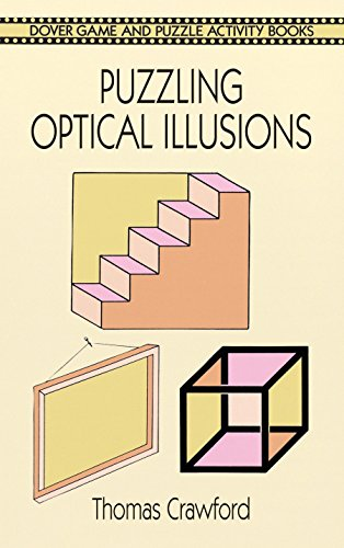 - Puzzling Optical Illusions (Dover Children's Activity Books)