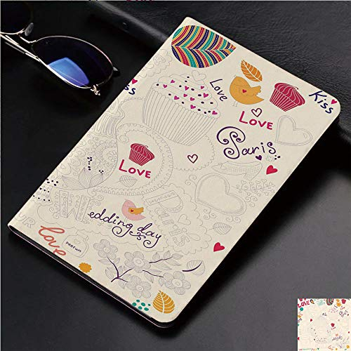 Magnetic Leather Auto Sleep Awake Smart Case Cover