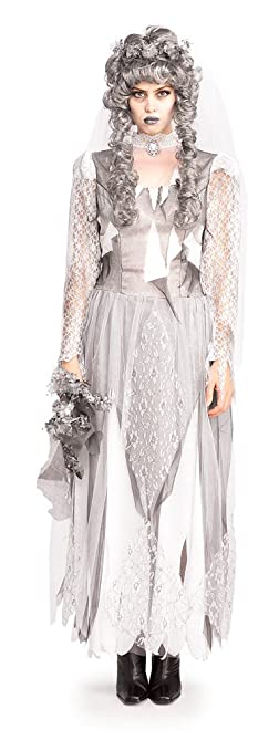 Make an Easy Victorian Costume Dress with a Skirt and Blouse Rubies Costume Dead Bride Costume $19.99 AT vintagedancer.com