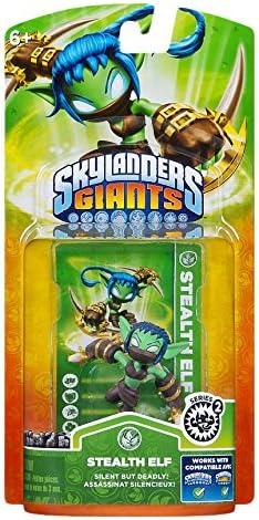 Amazon.com: Skylanders Giants Character Figure Stealth Elf ...