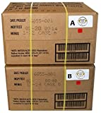 MRE 2020 Inspection Date Case, 24 Meals with 2020