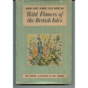 WILD FLOWERS OF THE BRITISH ISLES (WARD LOCK JUNIOR FIELD GUIDE) GERALD E KEPPS