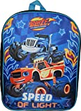 """Best Nickelodeon Backpacks For High School Boys - Nickelodeon Blaze And The Monster Machine 15"""" School Review"""