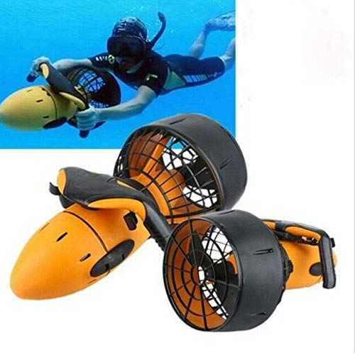 Scuba Sea Scooter, Dive Series Underwater Machinery, Watersports Submersible, 300W with 6 Km/H Speed, Pool, Lake nd Ocean, Swimming Surfing