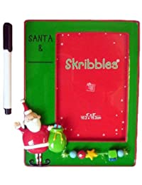 Skribbles Personalize Your Own - 4 X 6 Santa Picture Frame BOBEBE Online Baby Store From New York to Miami and Los Angeles