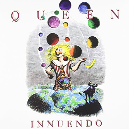 Vinilo : Queen - Innuendo (180 Gram Vinyl, Collector's Edition, Reissue)