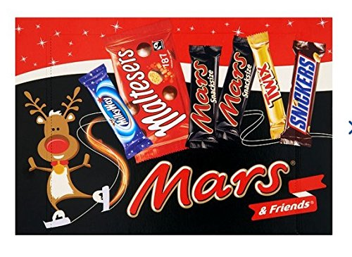 Original Mars & Friends Selection Box Imported From The UK England The Very Best Of British Chocolates Candy