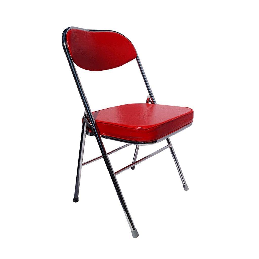 Chaise pliantes Chaise pliante bureau à domicile retour chaise pliante chaise simple chaise formation chaise d'étudiant