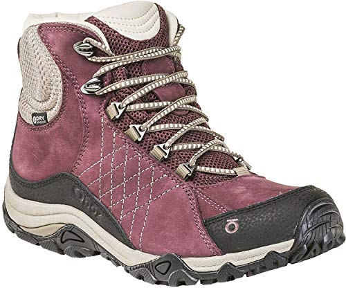 Oboz Sapphire Mid B-Dry Hiking Boot - Women's Boysenberry 6