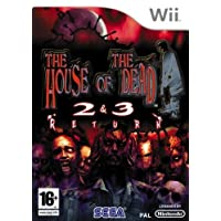 House Of The Dead 2 & 3 Return - Wii