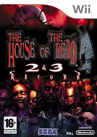 Amazon Com House Of The Dead 2 3 Return Artist Not Provided